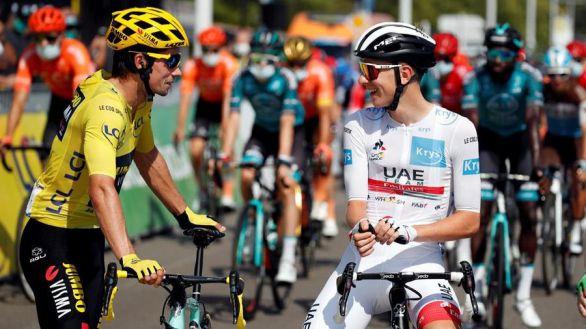 Tour de Francia. Pogacar logra lo inaudito: remonta y es campeón con 21 años