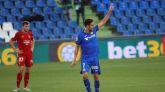 El Getafe vence al Osasuna y gana confianza   1-0