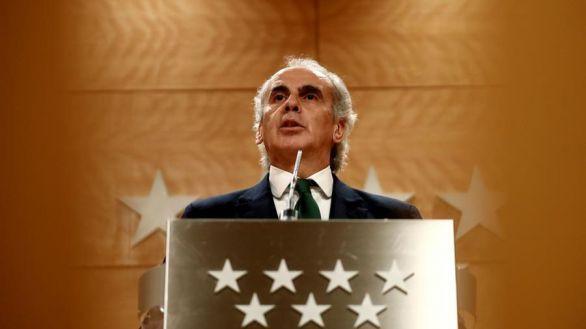 Ruiz Escudero, consejero de Sanidad de Ayuso: