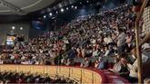 El Teatro Real cancela una función ante las protestas del público por la falta de distancia