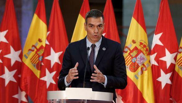 Sánchez garantiza que respetará el ámbito competencial del Gobierno de Madrid