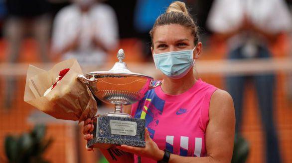 Masters Roma. Halep conquista Roma tras la retirada de Pliskova por lesión