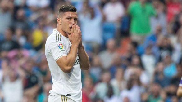 Jovic pide al Real Madrid volver cedido al Eintracht de Fráncfort