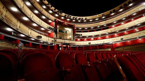 Comunicado sobre la suspensión de la función del domingo en el Teatro Real