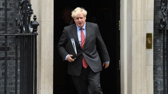 Boris Johnson advierte: