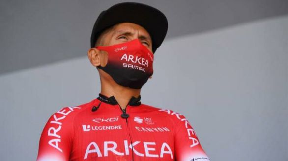 Tour de Francia. Un médico y un fisio de Nairo Quintana, detenidos por presunto dopaje