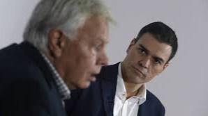 Felipe González atiza a Iglesias por pactar con Bildu y por su