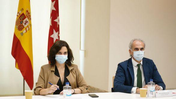 La Fiscalía apoya que el TSJM ratifique las restricciones de Madrid