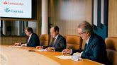Santander y Correos firman un acuerdo para ofrecer servicios financieros básicos