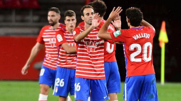 Liga Europa. Machís y Molina deciden a favor de un Granada superior |2-0