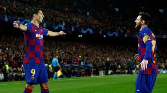 Messi se despide de Luis Suárez y sangra a Bartomeu: