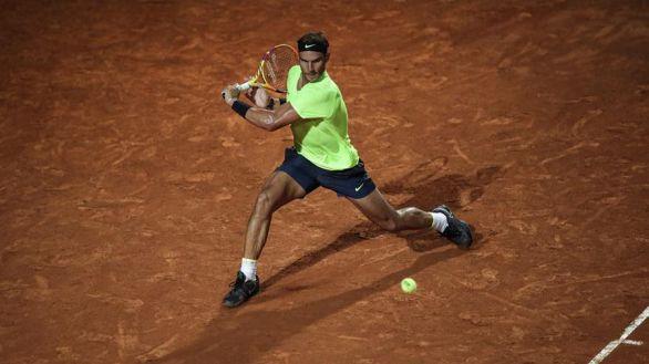 Roland Garros. Rafa Nadal protesta en París a dos días de debutar