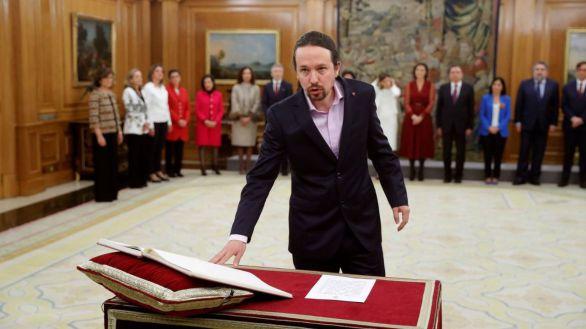 La patronal denuncia que el ataque de Iglesias al Rey dificulta la salida de la crisis económica