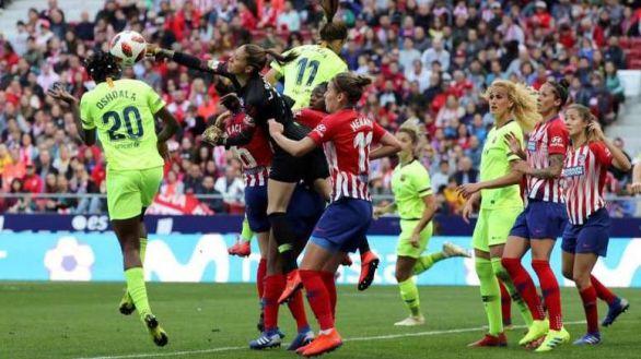 El fútbol femenino español alcanza su meta, según el CSD: