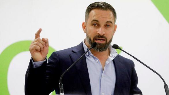 Abascal reclama a diputados de todos los partidos que apoyen su moción para