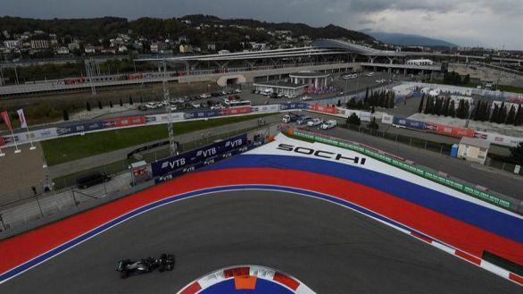 GP Rusia. Hamilton saldrá primero tras el fallo de Bottas