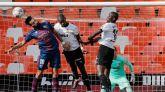 El Huesca inaugura los problemas para el proyecto del Valencia   1-1