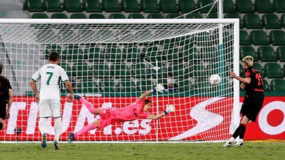 La Real Sociedad despega en territorio del Elche | 0-3