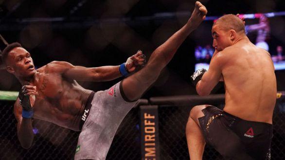 UFC 253. Adesanya destierra a Costa y propulsa su etiqueta de leyenda