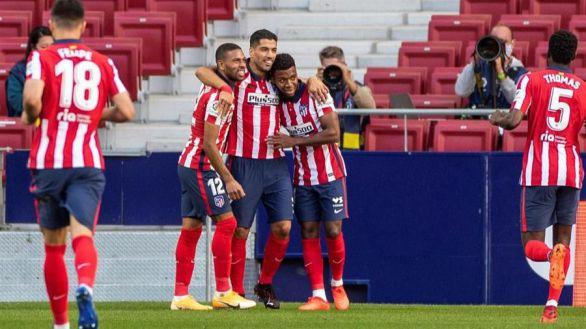 El Atlético de Luis Suárez aplasta al Granada como comienzo | 6-1