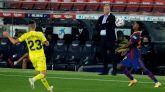 Ansu Fati da la bienvenida a Koeman y despide al Villarreal | 4-0