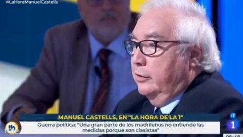 Castells secunda a Iglesias y Garzón sobre Rey y le pide