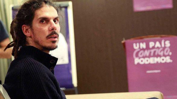 El Supremo abre causa penal contra el secretario de Organización de Podemos, Alberto Rodríguez