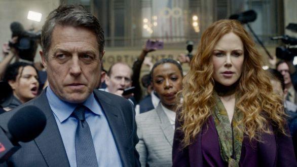 La nueva serie de Nicole Kidman y Hugh Grant, plato fuerte de los estrenos de octubre en HBO