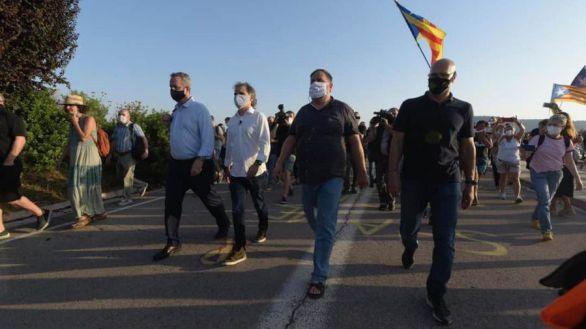 Sánchez prepara los indultos a los políticos catalanes en plena negociación de los Presupuestos