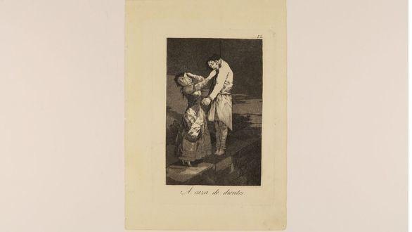 La mirada crítica de Goya sobre la mujer y la guerra, en una exposición