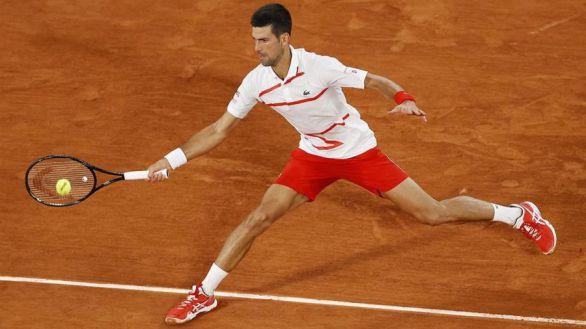 Roland Garros. Djokovic empieza fuerte y los españoles aguantan