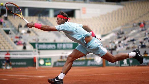 Roland Garros. Rafa Nadal acribilla a McDonald y pasa de ronda sin sudar