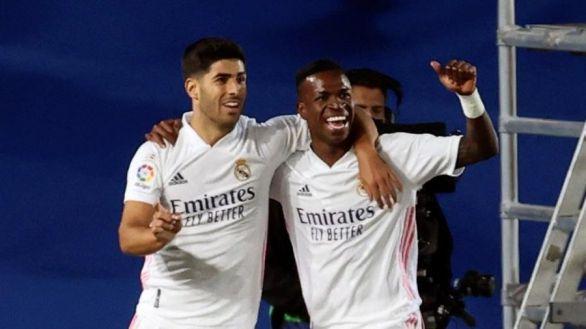 Vinicius evita la condena del Valladolid a la indolencia madridista | 1-0
