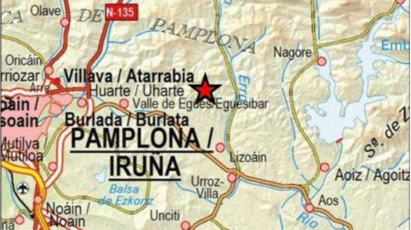 Alarma por dos terremotos registrados en Navarra