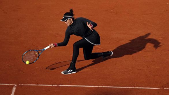 Roland Garros. Muguruza brilla y Carballés firma la sorpresa del torneo