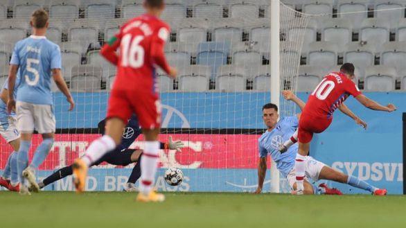 Europa League. El Granada hace historia en Malmoe | 1-3