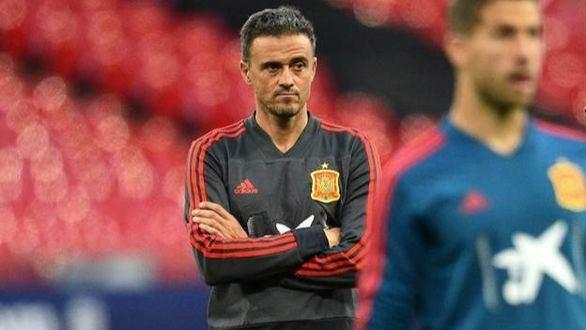 Luis Enrique da la lista de la Selección: suma a Campaña y regresan Canales y Ceballos