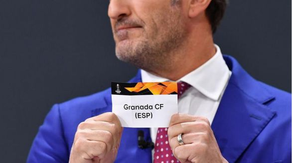 Liga Europa. El sorteo hace soñar al Granada y viajar al Villarreal