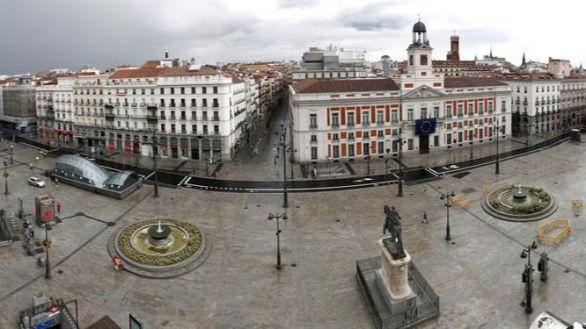 Madrid prevé una caída anual del 17% del PIB con las nuevas restricciones