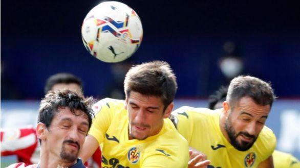 Empate a nada entre Atlético y Villarreal en el Metropolitano |0-0