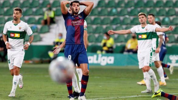 El Elche resiste el acoso del Huesca |0-0