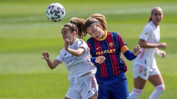 El Barcelona se lleva ante el Real Madrid el primer clásico de la Liga femenina