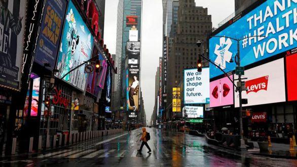 Nueva York estudia el cierre de colegios por el aumento de positivos