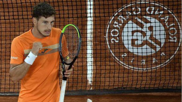 Roland Garros. Carreño se reencuentra con Djokovic en cuartos de final