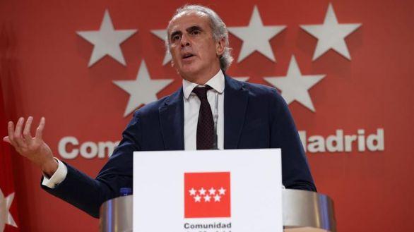 Madrid pide a Sanidad que levante las restricciones para seguir con su plan