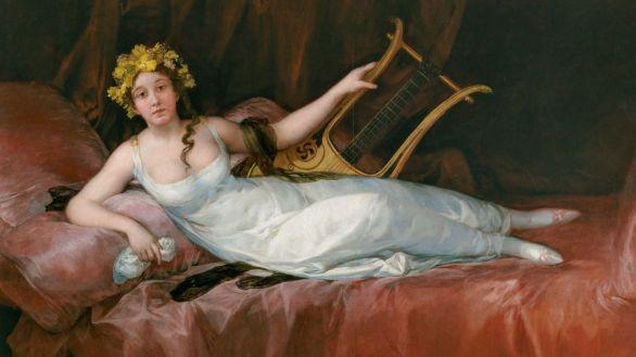 Desvelada la historia del cuadro de Goya que Franco quiso regalar a Hitler
