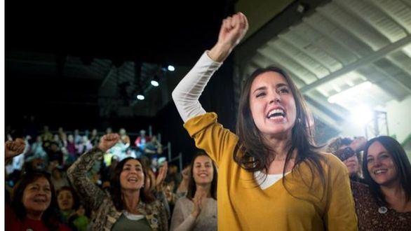 Irene Montero derogará la Ley del Aborto de 2015 para eliminar el permiso paternal