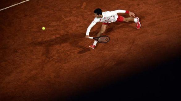 Roland Garros. Un Djokovic tocado elimina a Carreño en cuartos