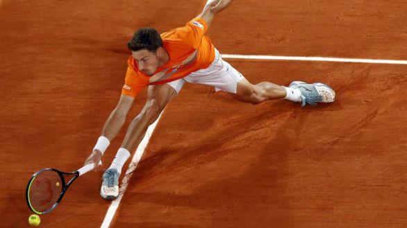 Roland Garros. Carreño estalla contra Djokovic y le acusa de usar artimañas