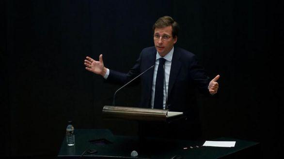 Almeida acusa a Sánchez de actuar